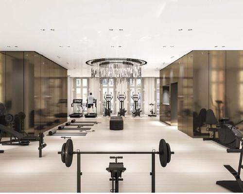 The new medical gym will be the first of its kind to open in the UK and will feature high-end medical facilities and a state-of-the-art gym