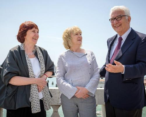 Shelley McNamara, Yvonne Farrell and Paolo Baratta have said this years Biennale will be 'celebrating architecture's proven and enduring contribution to humanity' / Andrea Avezzu