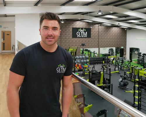 Former travel warehouse transformed into functional fitness club