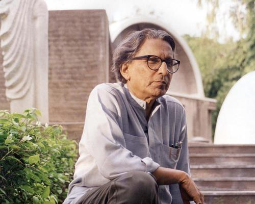 Indian architect Professor Balkrishna Doshi has today (7 March) been selected as the winner of the 2018 Pritzker Architecture Prize / VSF