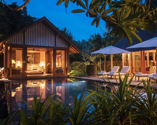 The refurb includes a remodelling of the interiors of the guestrooms, suites, villas and public areas, and brand new amenities / Datai Langkawi