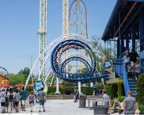 Ohio university and Cedar Fair team up for attraction management degree