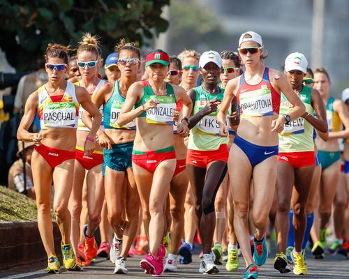 The 2016 Rio Games had the highest-ever number of women competitors in history – 45 per cent of total participants.