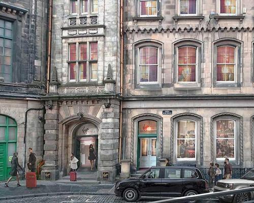 Virgin Hotels to open first European site in Edinburgh in 2020