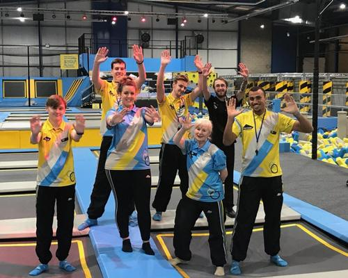 First qualifications in trampoline park monitoring handed out