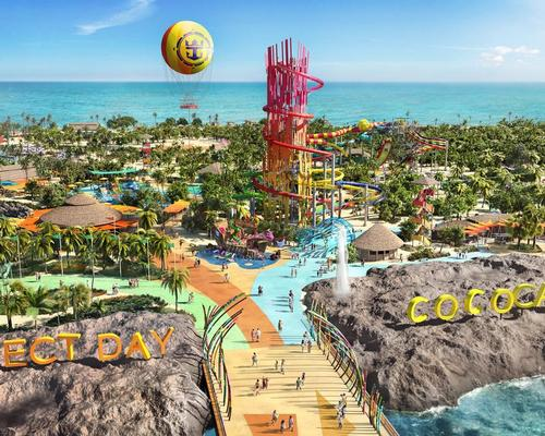 Royal Caribbean announces plan for 'Perfect Day' island attractions worldwide