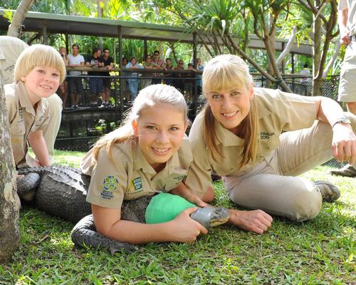 Terri Irwin to open aquapark at Australia Zoo