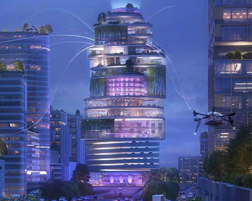 UNSense will explore and develop new integrated tech solutions specifically designed for cities, buildings and indoor environments / UNSense