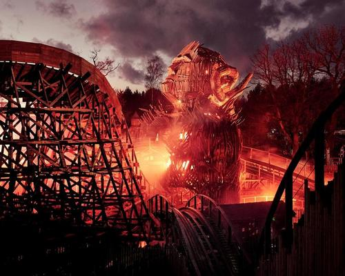 Inspiration behind Alton Towers' The Wicker Man revealed
