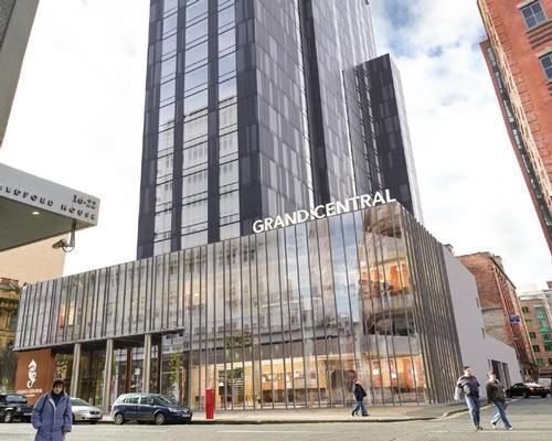 The 304-bedroom property will become Northern Ireland's largest hotel