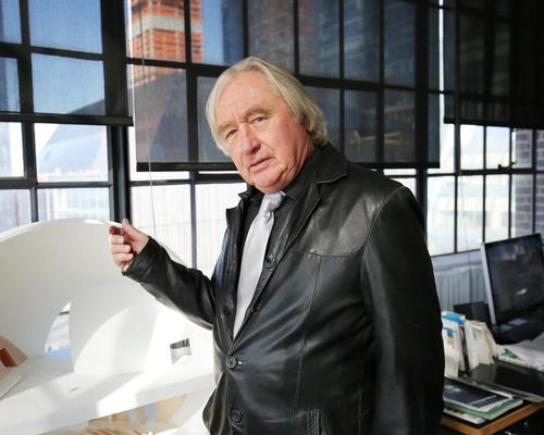 Steven Holl blames 'corruption in power' for construction industry's failure to embrace renewable energy in hard-hitting interview