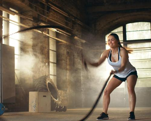 There has been a huge increase in the number of people – a jump of 518,000 – doing interval training sessions / Shutterstock