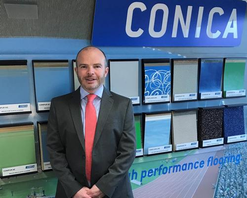 Wright will be tasked with building the company's UK and Irish business  / Conica