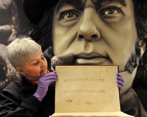 Isambard Kingdom Brunel museum opens in Bristol
