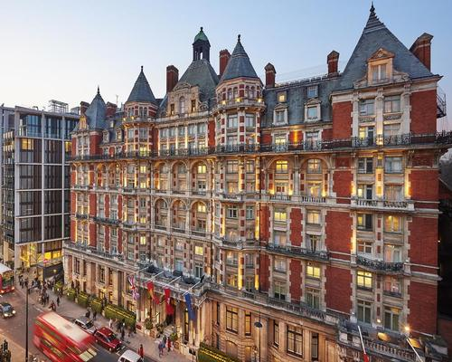 Mandarin Oriental Hyde Park reveals details of new spa
