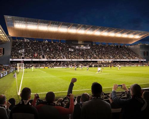 Fulham FC wins approval for Riverside Stand revamp