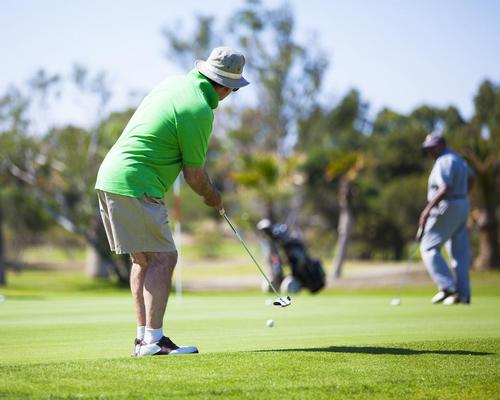 Golf 'could hold key' to improving lives of the physically inactive