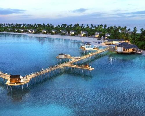 JW Marriott to open resort in the Maldives