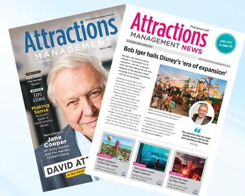 We're turning 100! – AM2 relaunches as Attractions Management News for landmark issue