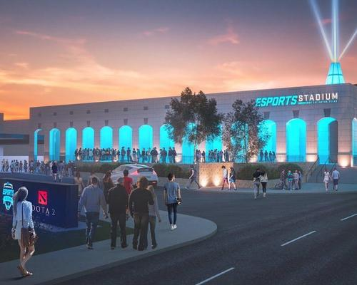 The global sport and entertainment architecture firm are converting the Arlington Convention Center into the Esports Stadium Arlington / Populous
