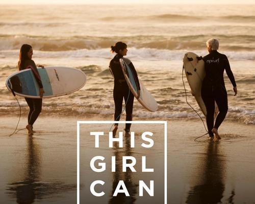 Sport England's This Girl Can campaign 'goes global' with Australian debut