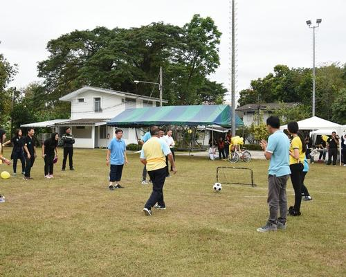 World of sport celebrates International Day of Sport for Development and Peace