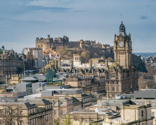 Designated a Unesco World Heritage Site in 1995, the masterplan for Edinburgh places briefs on vacant sites, which developers will have to comply with when proposing new additions to the area / Shutterstock.com