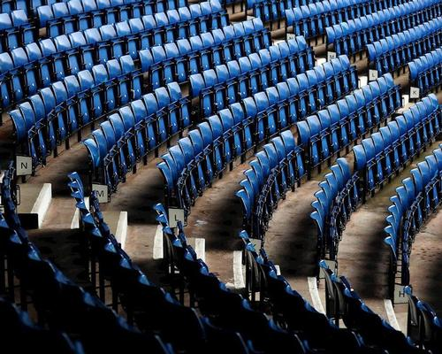 The pilot would have seen around 3,500 seats being converted to rail seats / West Bromwich Albion