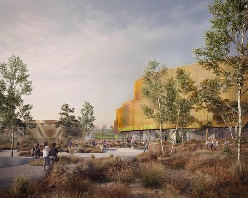 Landscape architects Capita Lovejoy will create the public realm around the site / ACME