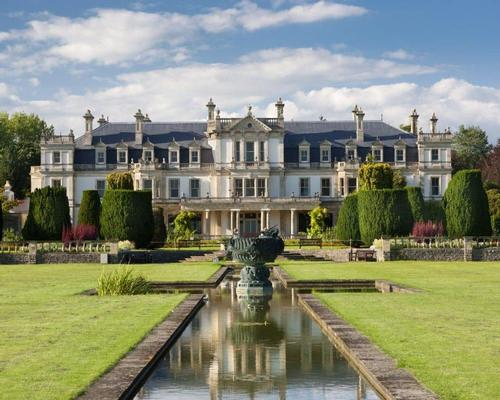 Several buildings were suggested for the residence, including Duffryn Gardens near Cardiff