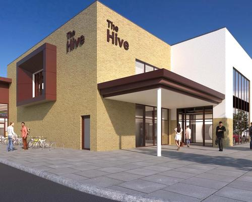 £13.5m The Hive leisure centre to open ahead of schedule