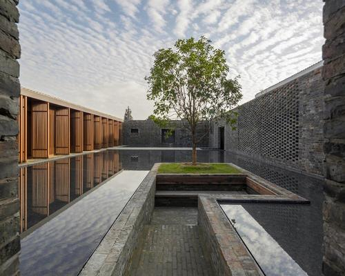 Neri & Hu projects include the Tsingpu Yangzhou Retreat / Neri & Hu