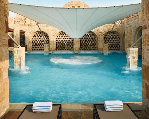 Movenpick's 6,000sq m Dead Sea spa undergoes full renovation