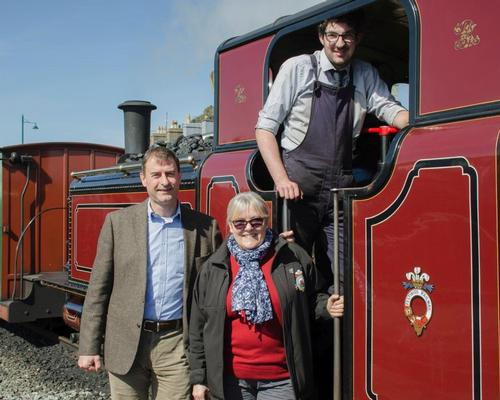 HLF invests in Skills for the Future campaign with Welsh railway training scheme