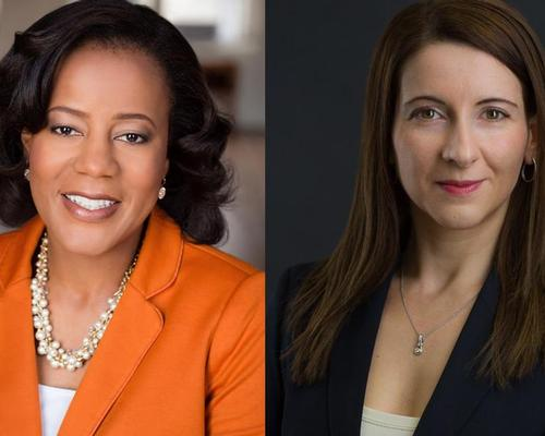 Judith Toland (left) has been named chief marketing officer, while Alla K. Woodson has been appointed vice president, global customer experience and service / Life Fitness