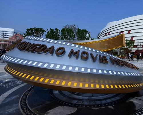 Movie Metropolis is the latest Wanda mega project to open in China