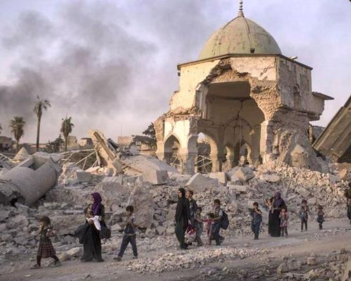 Over the course of the next five years, one of the project's main objectives will be to restore Mosul's Al Nuri Grand Mosque