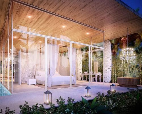 Designer Marcel Wanders created the 'Eden
