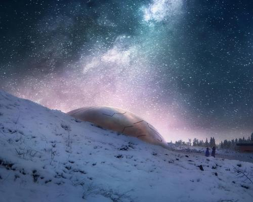 The Tycho Brahe Institute, named after the 16th century Danish scientist and founder of modern observational astronomy, is bankrolling the project / Snøhetta