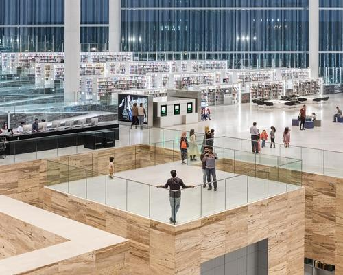 'The library's role as public meeting space is more significant than ever': OMA's Qatar National Library officially opens