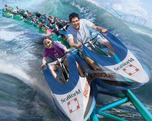 Results improving for SeaWorld as operator records strong first quarter