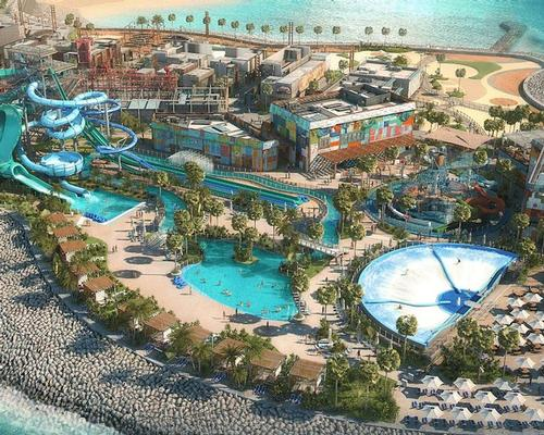 Laguna Waterpark opening at Dubai's newest waterfront destination