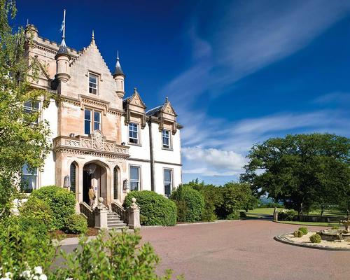 Fire-hit Cameron House hotel to reopen in 2019