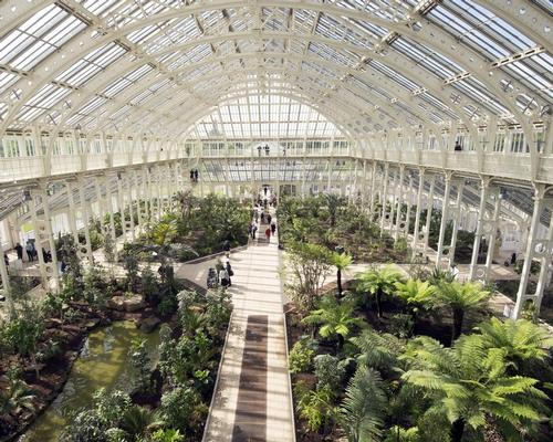 Kew Gardens in London has completed the largest restoration project in its entire history: a redevelopment of its iconic Temperate House