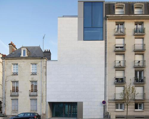 Musee d'arts de Nantes by Stanton Williams / Hufton+Crow