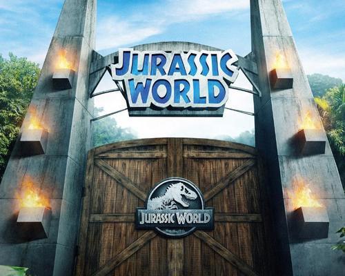 Jurassic Park undergoing evolution at Universal Studios Hollywood