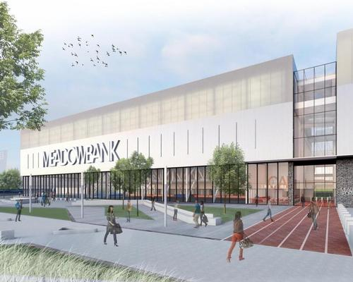 The plans include a new £47m sports centre to replace the original venue / Edinburgh Leisure