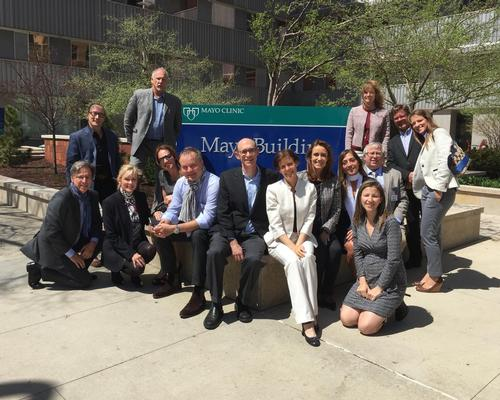 Attendees at Wellness For Cancer's roundtable gathered at the Mayo Clinic in Minnesota, US / Global Wellness Institute