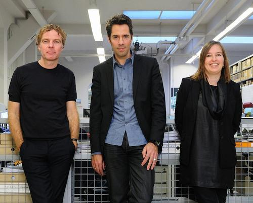 MVRDV founders Winy Maas, Jacob van Rijs and Nathalie de Vries have announced the opening of a new office in Spaces Réaumur, Paris / MVRDV