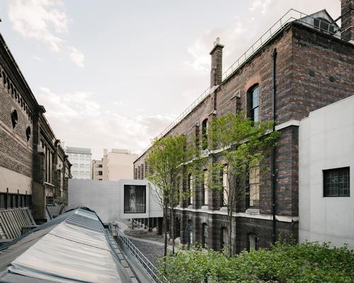 Royal Academy of Arts celebrates 250th anniversary with opening of Chipperfield-designed extension